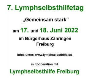 LSH-Tag 2022 - Save the Date!